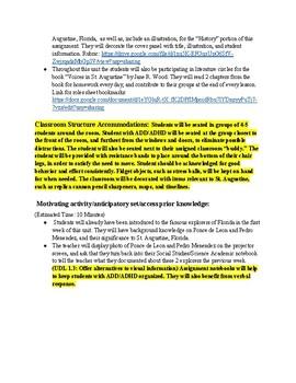 Historic St. Augustine Unit Plan