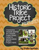 Historic Tribe Project-Indian home model