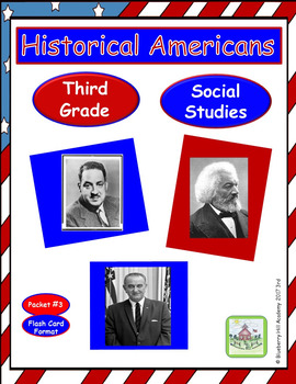 Historical Americans #3