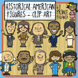 Historical Americans Clip Art