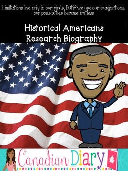 Historical Americans Research Biography