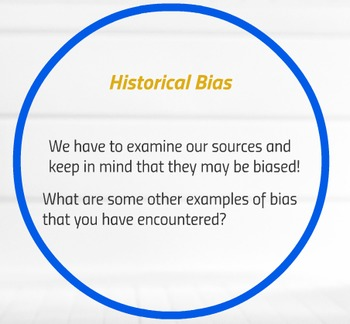 Historical Bias Prezi with Video Content
