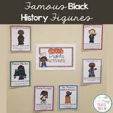 Historical Black History Figures (Posters)