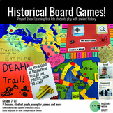 Historical Board Game Project