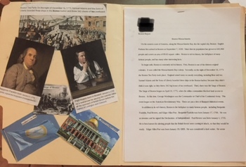 Historical City Folder - Research Project
