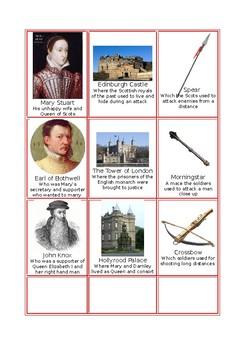 Historical Cluedo