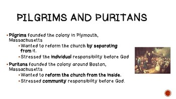 Historical Context - The Crucible - PPT