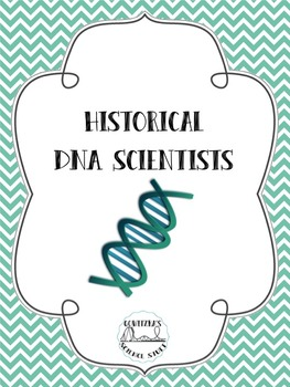 Historical DNA Scientists