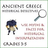 Historical Detectives - Ancient Greek Myths, Facts & Interpretations