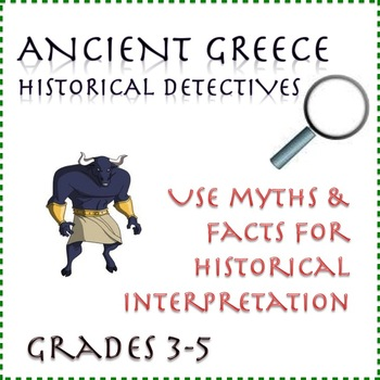 Historical Detectives - Ancient Greek Myths, Facts & Inter