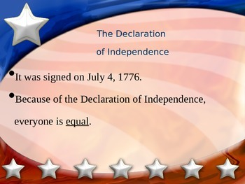 Historical Documents PowerPoint