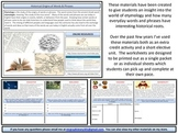Historical Etymology - Short Unit