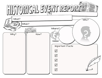 Summarizing - Historical Event Report