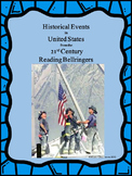 Historical Events in the United States from the 21st Century Reading Bellringers