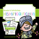 Historical Fiction  |  Reading Lessons and Activities
