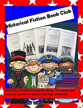 Historical Fiction Book Club