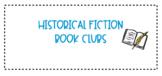 Historical Fiction Book Clubs For Google Slides- Digital