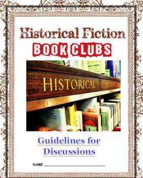 Book Clubs Historical Fiction Reader's Workshop Unit .pdf version