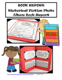 Historical Fiction Book Report Project, Photo Album Book Report