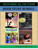 Historical Fiction Book Study Bundle