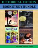 Historical Fiction Book Study Bundle - Google Docs