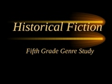 Historical Fiction Genre