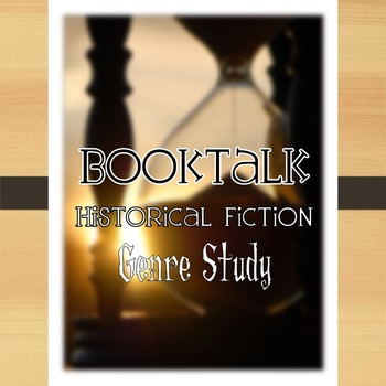 Historical Fiction Booktalk - Independent Novel and Genre