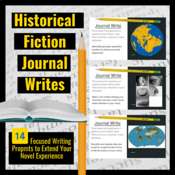 Historical Fiction Journal Writes