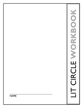 Historical Fiction Lit Circle Flipbook