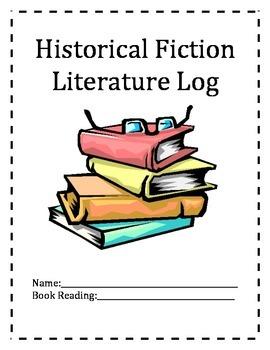 Historical Fiction Literature Log