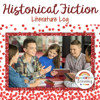 Historical Fiction Literature Log