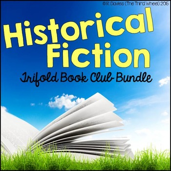 Historical Fiction Novel Study Units : The No Prep Literature Circle Solution