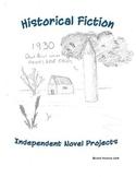 Historical Fiction Novel Projects
