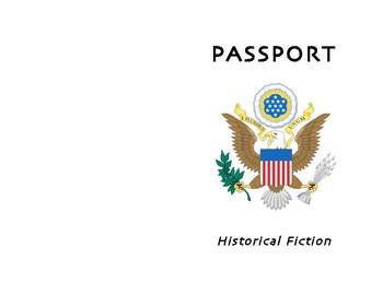 Historical Fiction Passport