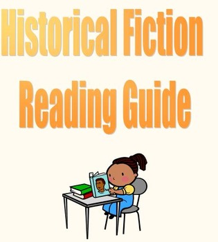 Historical Fiction Reading Guide - RI.4.3