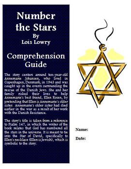 Holocaust Novel Unit Bundle Number the Stars The Devils Arithmetic and more