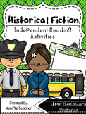 Historical Fiction Independent Reading Activities