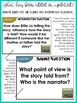 Fifth Grade Reading Unit Novel Study - Historical Fiction Bundle
