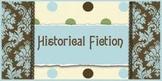 Historical Fiction Reading Unit Smartboard
