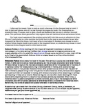 Historical Fiction/Science Fiction Book Report