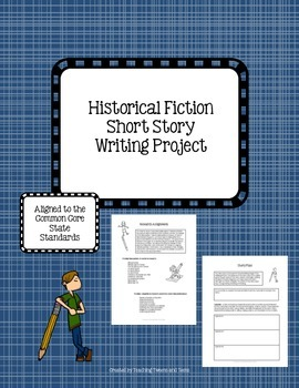 Historical Fiction Short Story Writing Project