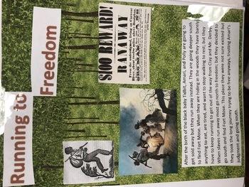 Historical Fiction- Slavery Based Novel Unit