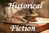 Historical Fiction Station Card