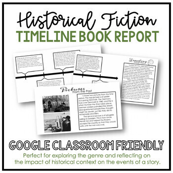 Historical Fiction Timeline Project