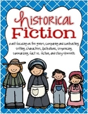 Historical Fiction Unit