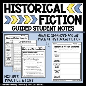 Historical Fiction Unit