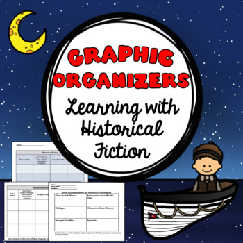 Graphic Organizers for Historical Fiction