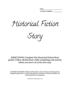 Historical Fiction Writing Unit