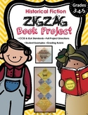 Historical Fiction Zigzag Book Project