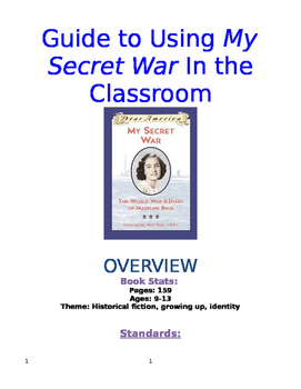 Historical Fiction in the Classroom